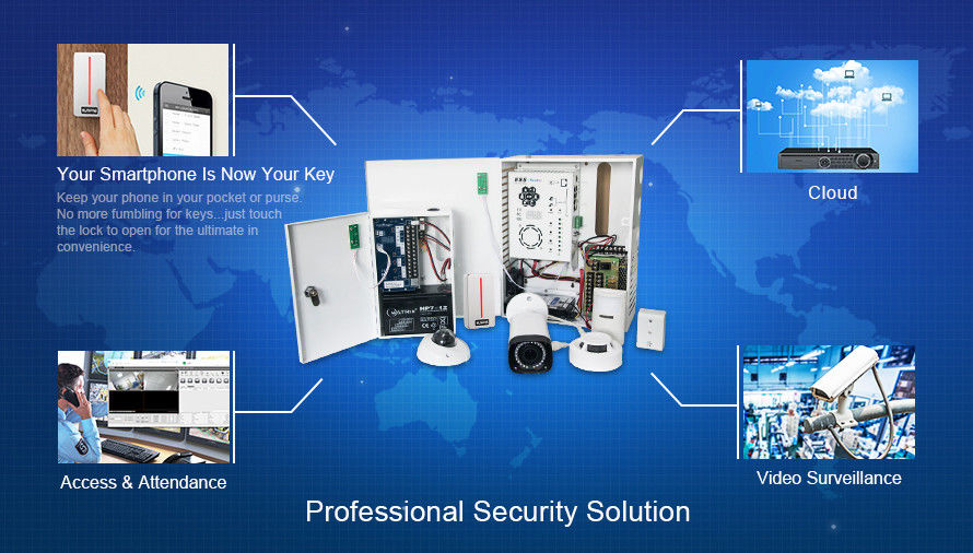 China best Door Access Control Keypad on sales