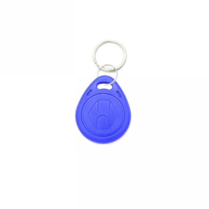 Blue Hid Access Card EM-03 EM HID 125Khz Keychain Card Tag 2-5 CM Reading Range
