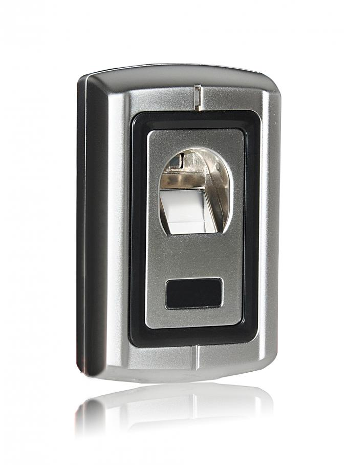 Anti - Vandal Biometric Door Access Control Metal Housing Fingerprint Standalone Access Control Reader