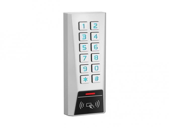 Waterproof Door Access Control Keypad Support User Date Copy Bluetooth Mobbile App