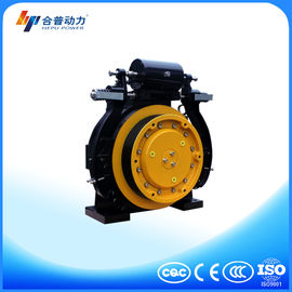Good Quality WTD1 630KG no noise MRL/MR PM motor traction machine elevator spare part with elevator push button cover Sales