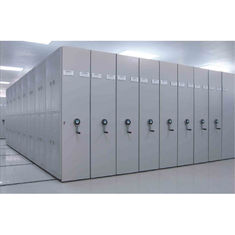 Good Quality Modern Customized High Density Shelving Systems Manual Mass Shelf For School Sales