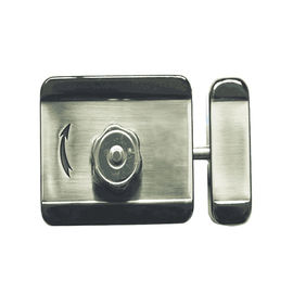 China Intelligent Electric Rim Lock For Outward Opening Doors Fail Safe Secure Type supplier