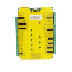 China Web Wiegand Access Control  Four Doors Wiegand 26~34 Bit RS485 20000 User Capacity supplier