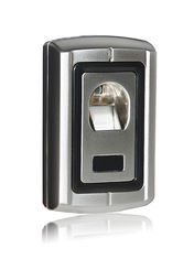 China Anti - Vandal Biometric Door Access Control Metal Housing Fingerprint Standalone Access Control Reader supplier