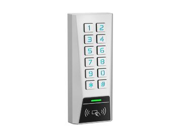 China Waterproof Door Access Control Keypad Support User Date Copy Bluetooth Mobbile App supplier