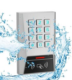China Metal Rfid Door Access Control 125kHz Proximity Card Password Keypad One Relay supplier