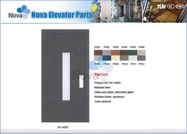 Best NV31-S Series  Stainless Steel Semi-Automatic Elevator Automatic Door For Cargo Lift