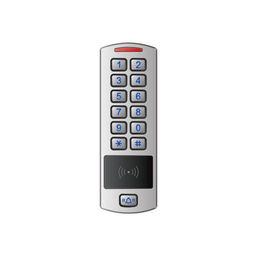 Zinc Alloy Door Access Control Keypad , Digital Access Control Keypad