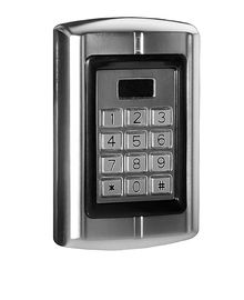 Anti - Explosion Door Access Control Keypad Door Access Keypad Swipe 125Khz EM Card