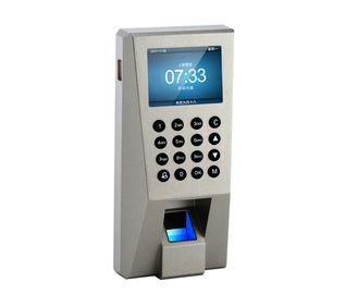 DC12V Biometric Reader Access Control Biometric Security Devices  Support USB Wiegnad Output